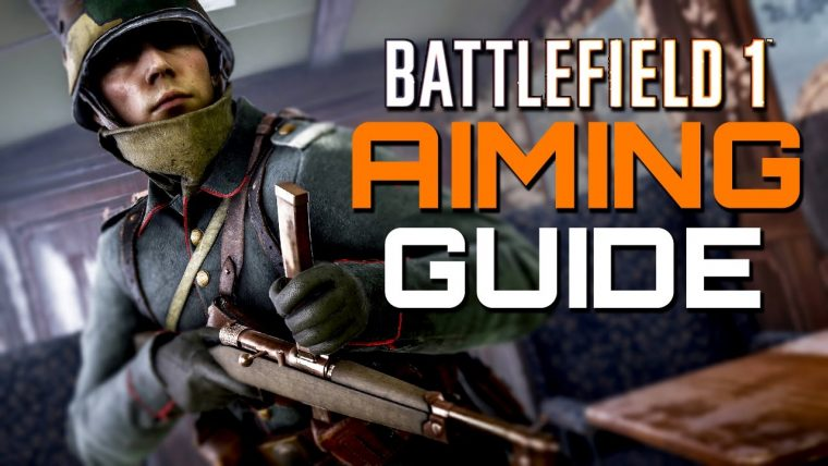 How to improve your aim in battlefield