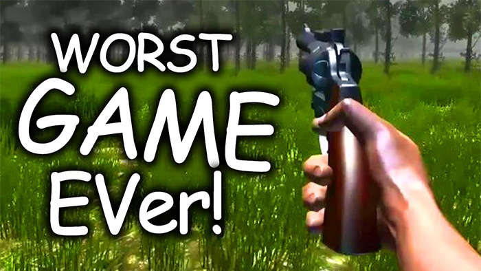 The Worst Games Ever Made
