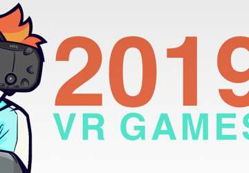 New VR Games for 2019